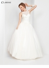 White Fairy Tale Ball Gown 3509