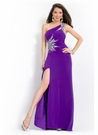 One Shoulder Party Time Prom Dress 6023