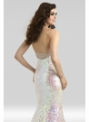 Opal Sequin Mermaid Prom Dress 2348