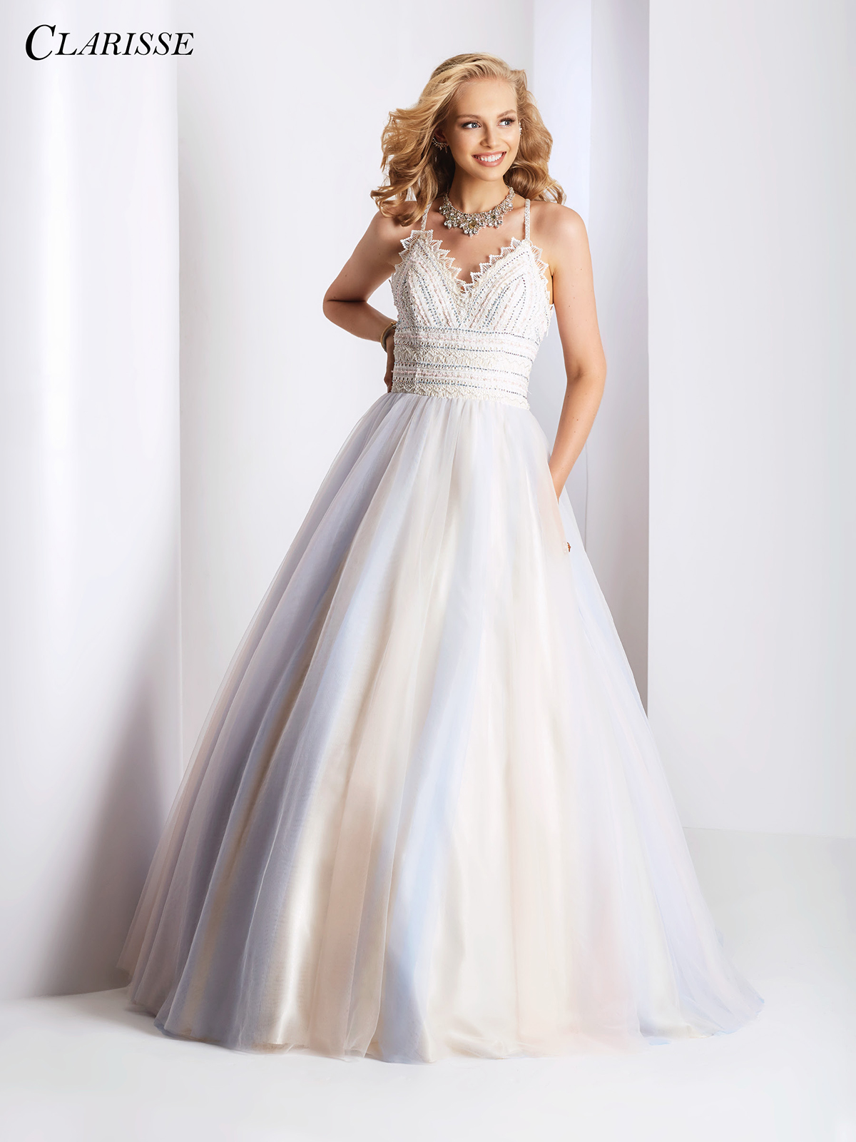 2018 Prom Dress Clarisse 3503 | Promgirl.net