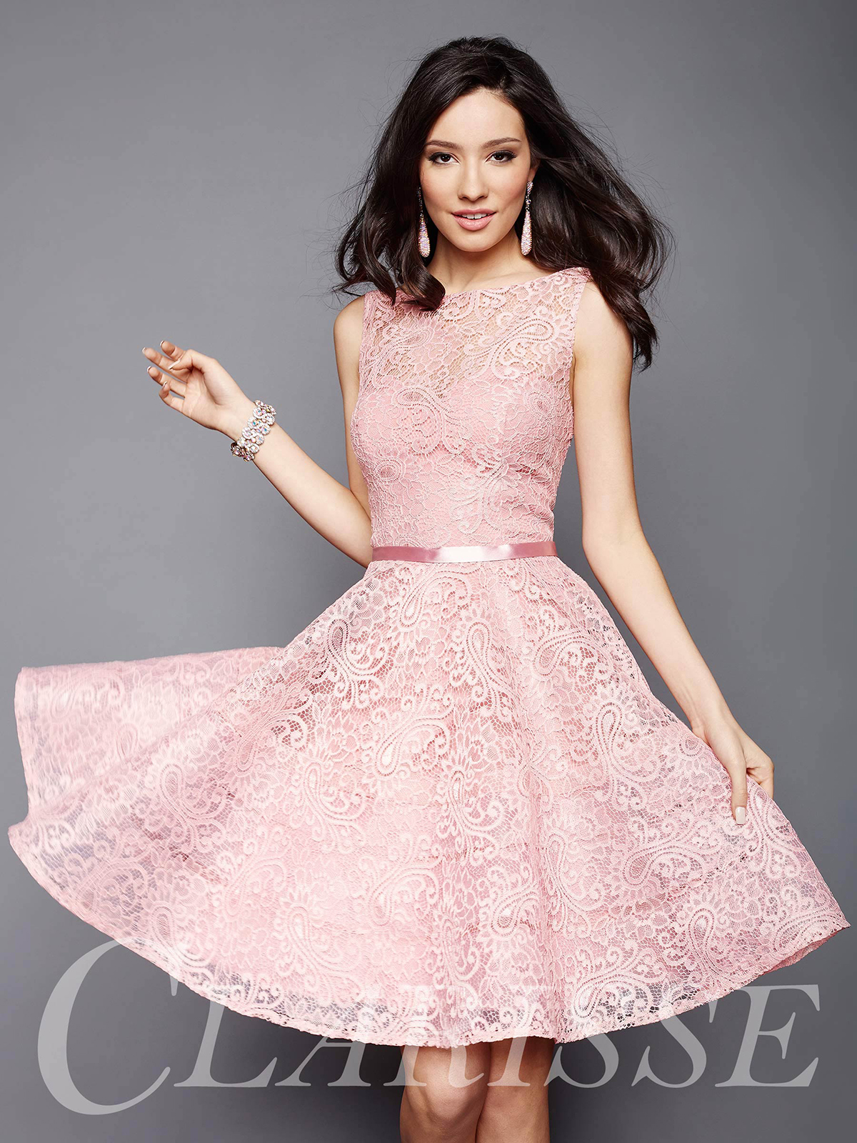 Clarisse Homecoming Dress 3335 Promgirl