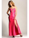 Asymmetrical Prom Dress 2860