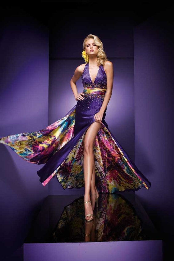 Prom dresses and gowns from 2010 prom collection