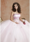 Pink Quinceanera Gown  86061 by Mori Lee