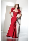 Red Alyce Designs Prom Dress 35426