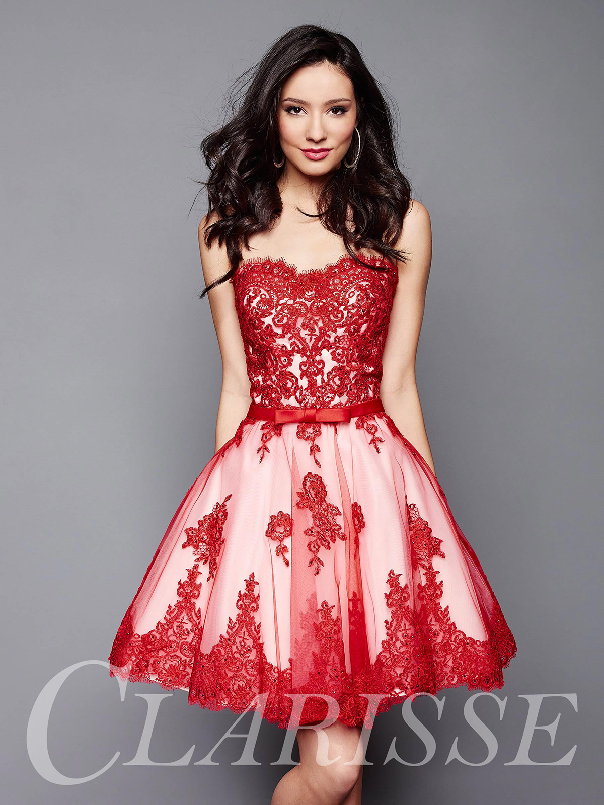 ccb8989379f1 Clarisse Homecoming Dress 3367
