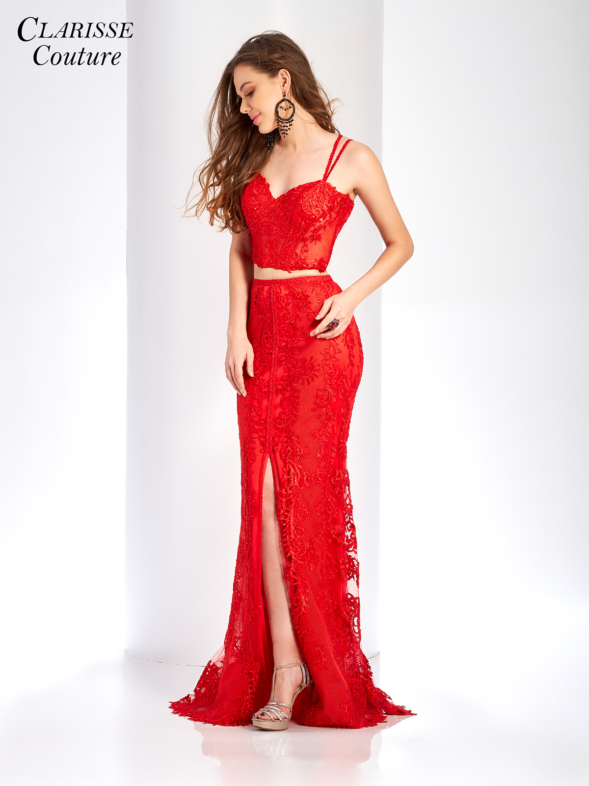 2018 Prom Dress Clarisse 4948 | Promgirl.net