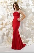 Red prom dresses are hot