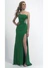 Sexy One Shoulder Evening Gown 2375