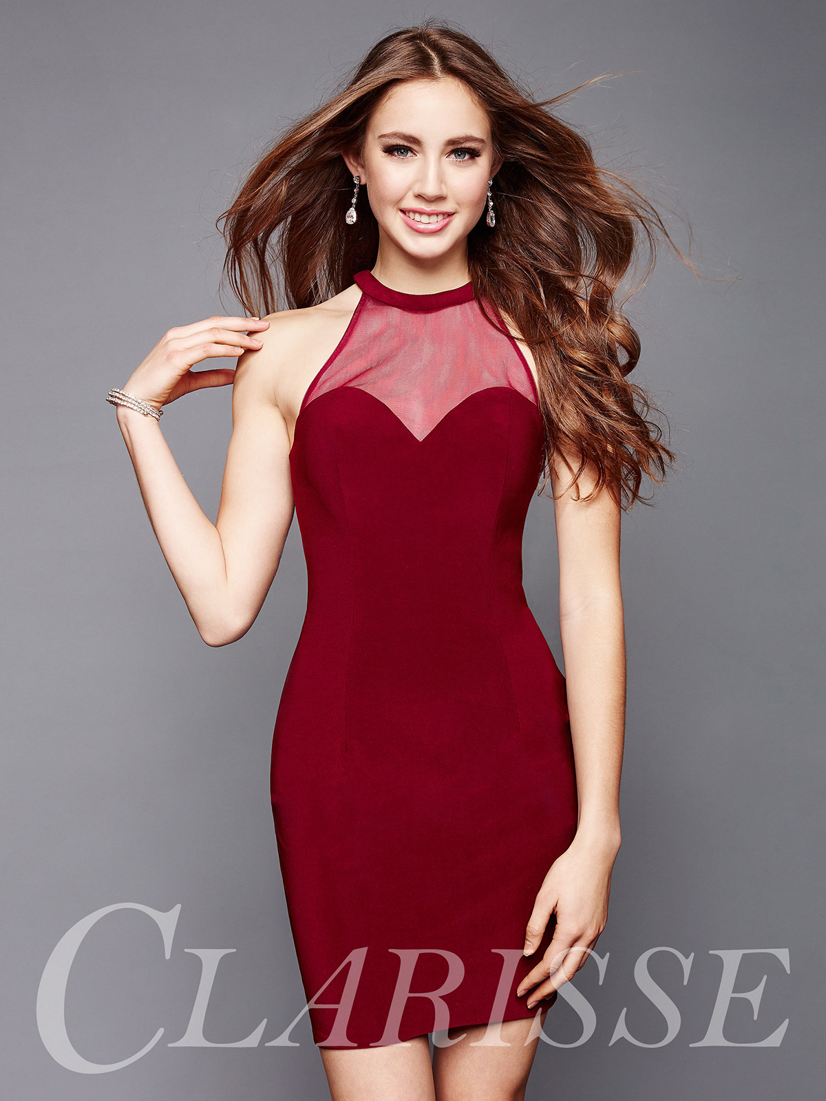 Clarisse Homecoming Dress 3330 | Promgirl.net