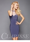 Simple Bodycon Homecoming Dress 3330- 3 colors!