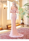 Sparkling Pink Couture Prom Dress 4914