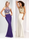 Sparkling Two Piece Prom Dress 3006 | 6 Colors!