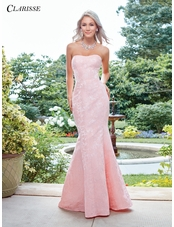 Strapless Prom Dresses and Gowns | Promgirl.net