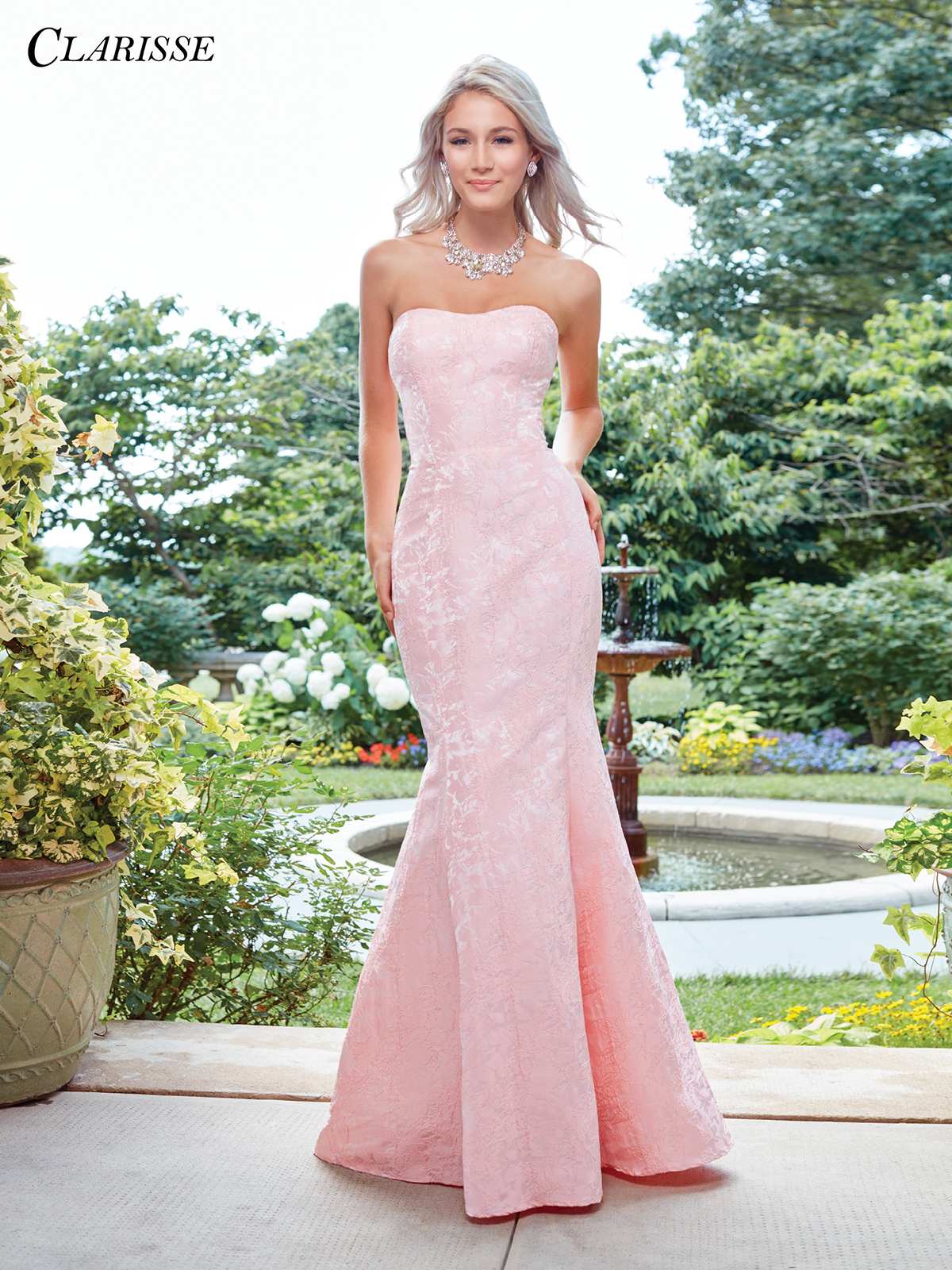 2018 Prom Dress Clarisse 3415 | Promgirl.net