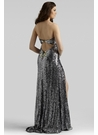 Strapless Sequin Prom Gown 2396 | 3 Colors!