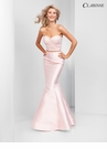 Strapless Two Piece Mermaid Dress 3479 | Promgirl.net