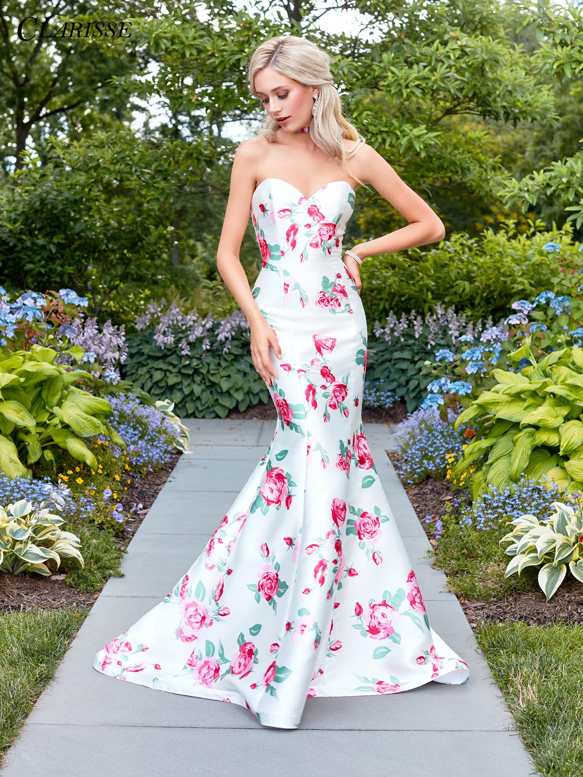 2018 Prom Dress Clarisse 3424 | Promgirl.net