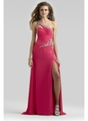 Strawberry Prom Dress 2366