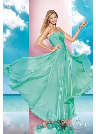 Sweetheart Alyce Gown 35595