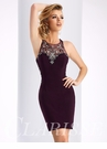 Sweetheart Beaded Homecoming Dress S3115