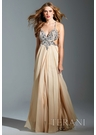 Terani Cut-Out Prom Dress 1527