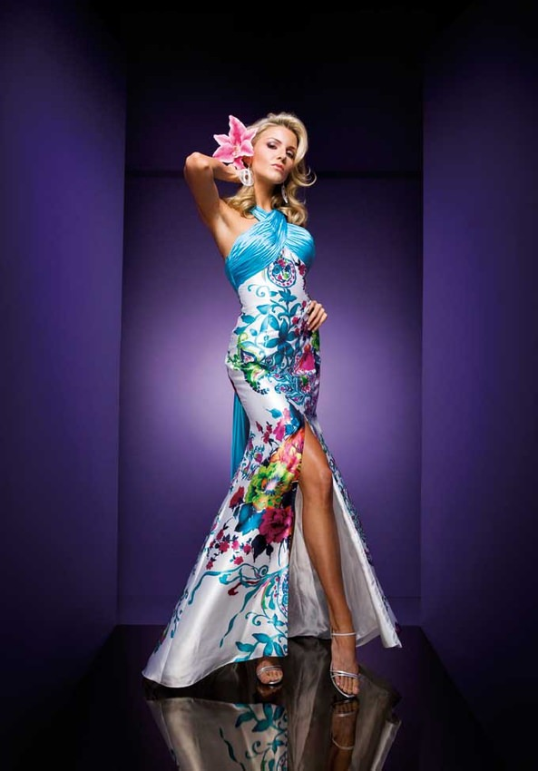Prom dresses 110734 - Tony Bowls prom dresses collection 2010
