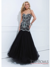 2014 Tony Bowls prom dress 114746