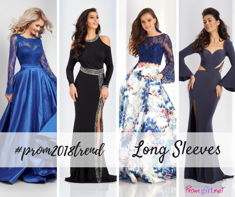 Prom Trends 2018