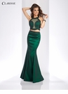 Two Piece Mermaid Prom Dress 3410 | 4 Colors!