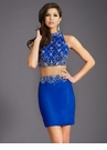 Two Piece Party Dress 2683