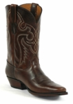 Men's Black Jack Excel Sombra Stitched Custom Boots 484