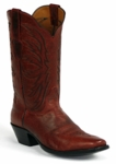 Men's Black Jack Stitched Custom Boots 8648