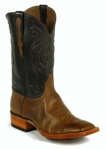Men's Black Jack Tri-Star Cord Custom Boots 550