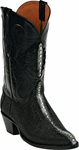 Mens Black Jack Boots Black Multi-Spine Stingray Custom Boots 318