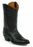Mens Black Jack Boots Black Ranch Hand Custom Boots 405BLK