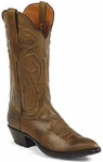 Mens Black Jack Boots Burnished Taupe Ranch Hand Custom Boots 405