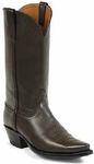 Mens Black Jack Boots Dark Brown Venus Calf Custom Boots 407