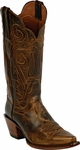 Mens Black Jack Boots Tan Maddog Goat Leather Custom Boots 379