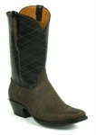 Mens  Black Jack Custom Giraffe Tan Safari #876