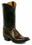 Mens Black Jack Select Caiman Crocodile Belly Italian Red Custom Boots 7103
