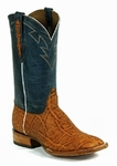 Ladies Black Jack Elephant - Honey Tipped Custom Boots 893