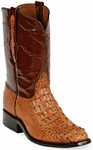 Womens Black Jack Boots Cigar Hornback Alligator Custom Roper Boots 135