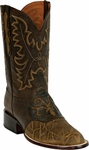 Womens Black Jack Boots Dirty Tobacco Elephant Custom Boots 804