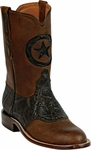 Womens Black Jack Boots Sport Rust Elephant Custom Boots 826