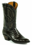 Womens SELECT Caiman Belly Chocolate / Baby Calf Style# 7100