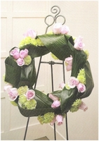 Draping Wreath