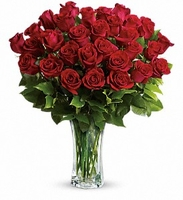 Love and Devotion DX - Long Stemmed Red Roses