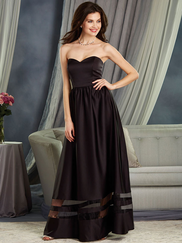 Alfred Angelo 7368L Sweetheart Bridesmaid Dress