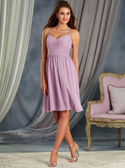 Alfred Angelo 7371S Sweetheart Bridesmaid Dress